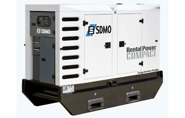 Carrier Rental Systems Generatory do 250kVA