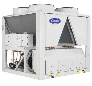 Carrier Rental Systems chillery 260kW