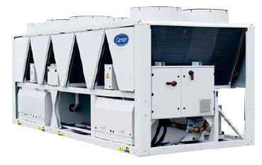Carrier Rental Systems chillery 600kW